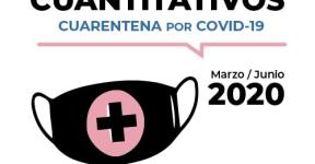 #SantaRosa: Estadísticas de trabajos realizados en cuarentena