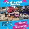 Los Reartes: Food Truck y musica en vivo en le finde largo