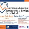 Primer jornada municipal de promoción y prevención de la salud
