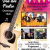 Villa General Belgrano: Festival por el #DíaDelPadre en Barrio Oeste