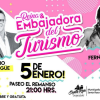 #VeranoEnCalamuchita Reina Embajadora del Turismoen Santa Rosa