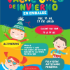 #InviernoEnCalamuchita: Actividades para los mas chicos en #Embalse