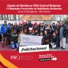 Pasaron las Olimpiadas de Habilidades Bomberiles 2019