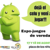 Yacanto: Expo juegos de vereda este fin de semana