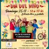 La Juventud Solidaria de Villa General Belgrano realizará una gran fiesta por el día del niño
