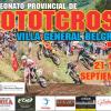 Motocross en Villa General Belgrano
