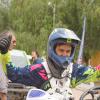 Andres Frini, campeón argentino de cuatriciclos
