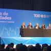 """Mandatarios de Calamuchita en el """"Foro de Ciudades, Hábitat, Federalismo e Identidad"""""""