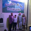 #SantaRosaDeCalamuchita: Inauguración de la «Escalera de los Inmigrantes» y presentación del nuevo escudo