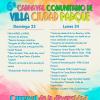 #VillaCiudadParque: Carnaval Comunitario
