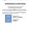 #SantaRosa: Emergencias alimentarias