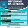 Créditos para micro y pequeñas empresas con dificultades en emergencia sanitaria