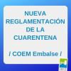 #Embalse: Nueva reglamentación de la cuarentena