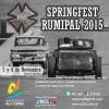 """X-Rod Spring Fest"" en Villa Rumipal"
