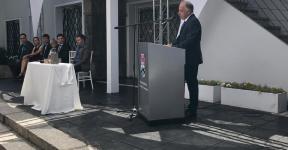 #SantaRosaDeCalamuchita: Asunción de Claudio Chavero y sus funcionarios