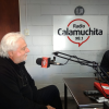 """Ricardo """"Zurdo"""" Scoles visitó Radio Calamuchita"""