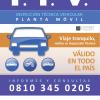 El ITV ya está instalado en Villa G. Belgrano