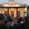 Los Reartes: Se inauguro el SUM en el festejo de los 305 años del pueblo patrio de Calamuchita