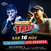 #NochesCordobesas: Mega Track en Los Reartes