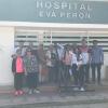 Alumnos del Ipet 76 crearon un elevador de personas para el Hospital Regional Eva Perón