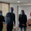 #SantaRosa: Donación de máscaras 3D a personal municipal