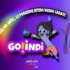 #SantaRosa: Al día del niño le ponemos ritmo con Go-Indi!
