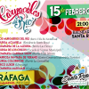 #CarnavalesDelRio Viernes 15 y sabado 16 en Santa Rosa