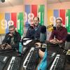 Los 3 Candidatos a Intendente en VGB hicieron su cierre en Radio Calamuchita