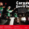 Se vienen los carnavales de Barrio Oeste