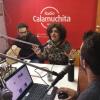 Cecilia Merchan Candidata a diputada en Radio Calamuchita