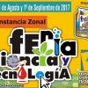 Feria de ciencias y tecnología en Sta Rosa