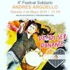 #FestivalSolidario Andres Arguello