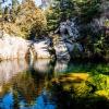 Lugares: La cascada de La Cumbrecita