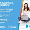#CbaMeCapacita: Lanzan cursos online para emprendedores