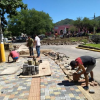 Santa Rosa: 2* etapa de remodelacion del centro