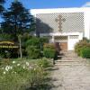 El Padre Gabriel habló de las actividades para esta semana en Sta Rosa