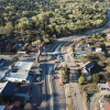 Villa G. Belgrano: Schiaretti inauguró accesos viales a la localidad