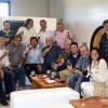 El ministro de turismo de la Nacion: Gustavo Santos en Calamuchita