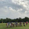 #Deportes El Santa Rosa Rugby Club jugo contra el seleccionado Argentino de sordos en la nueva cancha