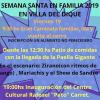 #SemanaSanta en Villa del Dique