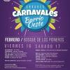 🃏 Carnavales del Barrio Oeste en Villa G. Belgrano 🎉