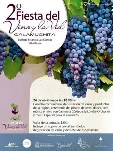 Fiesta del vino y la vid