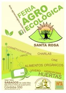 Feria Agroecológica Santa Rosa