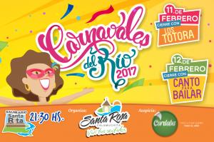 flyer carnavales
