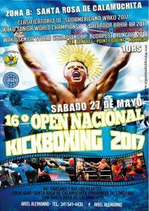 open kickboxing