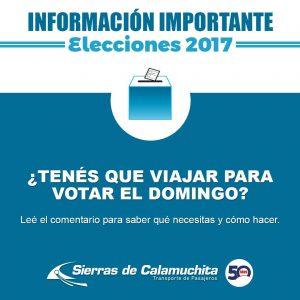 sierras voto