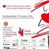 #VillaGeneralBelgrano: 14° desfile solidario organizado por la Red Solidaria VGB