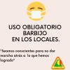 #SantaRosa: Recomendaciones para cuidarnos entre todos