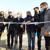 #LaCruz: Inauguró su planta reductora de gas natural