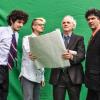 #SantaRosa: La banda Fósil presenta su primer disco